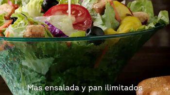 Olive Garden FlavorFilled Pastas TV Spot, 'Ñoquis con pollo' [Spanish] - Thumbnail 6