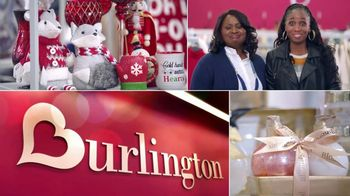 Burlington TV Spot, 'Mother-Daughter Team Aces Their Holiday Checklist'