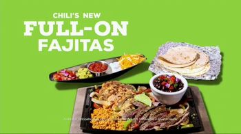 Chili's Full-On Fajitas TV Spot, 'Major Fajita Improvements' - Thumbnail 10
