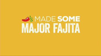 Chili's Full-On Fajitas TV Spot, 'Major Fajita Improvements' - Thumbnail 2
