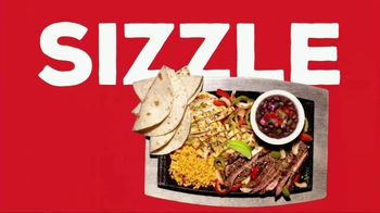 Chili\'s Full-On Fajitas TV Spot, \'Major Fajita Improvements\'