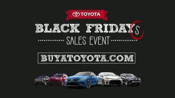 Toyota Black Friday(s) Sales Event TV Spot, 'Calendar' [T2] - Thumbnail 4