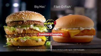 McDonald's McPick 2 TV Spot, 'High cinco' [Spanish] - Thumbnail 6