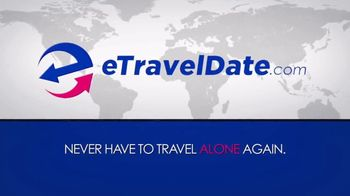 eTravelDate.com TV Spot, 'Meet Your Travel Partner' - Thumbnail 7