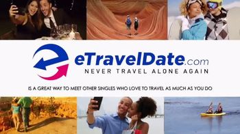 eTravelDate.com TV Spot, 'Meet Your Travel Partner' - Thumbnail 2