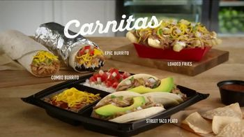 Del Taco TV Spot, 'Carnitas Are Back!'