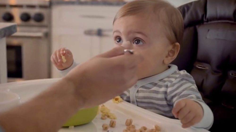 johnsons baby tv commercial - 1000×562