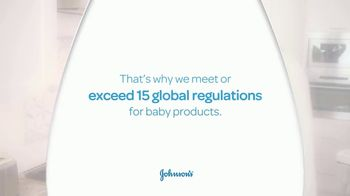Johnson's Baby TV Spot, 'Morning Routine' - Thumbnail 6