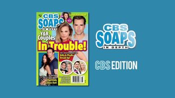 CBS Soaps in Depth TV Spot, 'The Young and the Restless: In Trouble!'