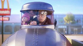 McDonald's Happy Meal TV Spot, 'Despicable Me 3 Toys' - 1117 commercial airings
