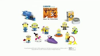 McDonald's Happy Meal TV Spot, 'Despicable Me 3 Toys' - Thumbnail 8