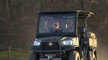 Kubota RTV Series TV Spot, 'Lead the Pack'