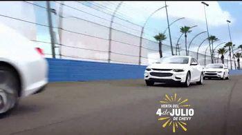 Chevrolet Venta del 4 de Julio TV Spot, 'Disfruta el viaje' [Spanish] [T2] - Thumbnail 4