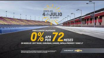 Chevrolet Venta del 4 de Julio TV Spot, 'Disfruta el viaje' [Spanish] [T2] - Thumbnail 7