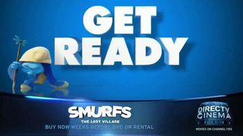 DIRECTV Cinema TV Spot, 'Smurfs: The Lost Village' - Thumbnail 1