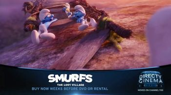DIRECTV Cinema TV Spot, 'Smurfs: The Lost Village' - Thumbnail 5