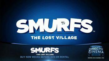 DIRECTV Cinema TV Spot, 'Smurfs: The Lost Village' - Thumbnail 7