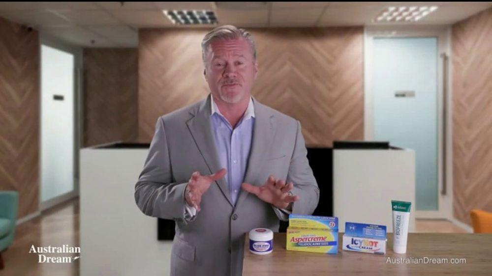 Australian Dream TV Commercial, 'Feel Normal Again'