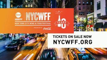 2017 New York City Wine & Food Festival TV Spot, 'Tickets' - Thumbnail 10