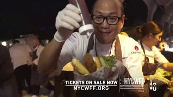2017 New York City Wine & Food Festival TV Spot, 'Tickets' - Thumbnail 2
