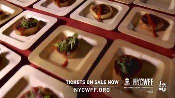 2017 New York City Wine & Food Festival TV Spot, 'Tickets' - Thumbnail 3