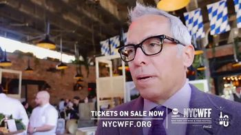 2017 New York City Wine & Food Festival TV Spot, 'Tickets' - Thumbnail 5