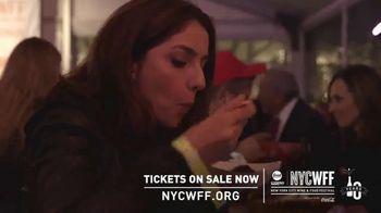 2017 New York City Wine & Food Festival TV Spot, 'Tickets' - Thumbnail 6