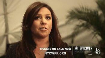 2017 New York City Wine & Food Festival TV Spot, 'Tickets' - Thumbnail 8