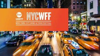 2017 New York City Wine & Food Festival TV Spot, 'Tickets' - Thumbnail 9