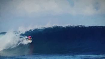 WSL App TV Spot, 'Connect Anywhere, Anytime' Featuring Carissa Moore