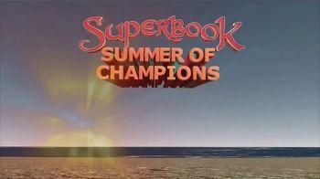CBN Superbook Summer of Champions TV Spot - Thumbnail 2