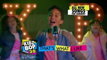 Kidz Bop 35 TV Spot, 'Get Ready to Dance' - Thumbnail 8