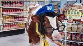 DairyPure Sour Cream TV Spot, 'Cow Tipping'
