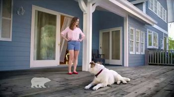 BEHR DeckOver TV Spot, 'Below Average Deck: Red, White and Blue Savings' - Thumbnail 1