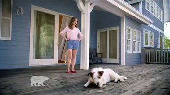 BEHR DeckOver TV Spot, 'Below Average Deck: Red, White and Blue Savings' - Thumbnail 2