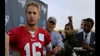 Amazon Prime Instant Video TV Spot, 'All or Nothing Season Two: Rams: Goff'