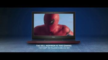 Dell Inspiron 15 7000 Gaming TV Spot, 'Spider-Man: Homecoming' - Thumbnail 7