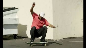 Nike SB Paul Rodriguez Ten TV Spot, 'Welcome to the Club' Feat. Kobe Bryant - Thumbnail 9