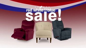 La-Z-Boy Red, White & Blue Sale TV Spot, 'Great American Comfort and Value' - Thumbnail 1