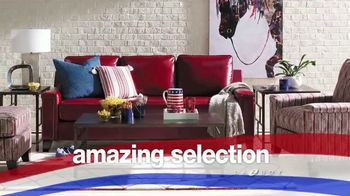 La-Z-Boy Red, White & Blue Sale TV Spot, 'Great American Comfort and Value' - Thumbnail 5