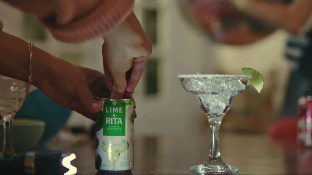 Bud Light Lime-A-Rita TV Commercial, 'Disco' Song by Jagged Edge
