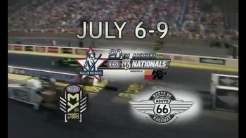 NHRA TV Spot, '2017 Route 66, Mile-High and Sonoma Nationals' - Thumbnail 6