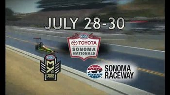 NHRA TV Spot, '2017 Route 66, Mile-High and Sonoma Nationals' - Thumbnail 9