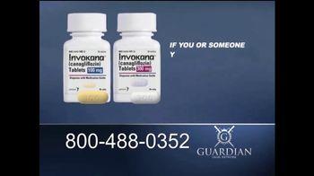Guardian Legal Network TV Spot, 'Invokana' - Thumbnail 2