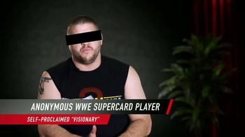 WWE SuperCard TV Spot, 'Self-Proclaimed Visionary' Featuring Kevin Owens - Thumbnail 3