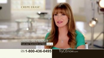 Crepe Erase TV Spot, 'Summer Is Here' Featuring Jane Seymour - 243 commercial airings