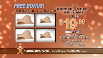 Copper Chef Grill Mat TV Spot, 'Leave a Mark but Not a Mess' - Thumbnail 7