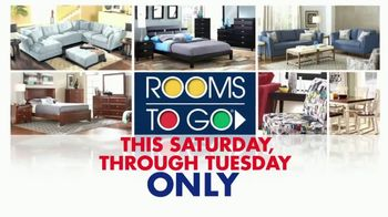 Rooms to Go Coupons TV Spot, 'Incredibly Low Payments' - Thumbnail 5