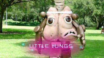 Robot Unicorn Attack 3 TV Spot, 'Little Lungs' - Thumbnail 2