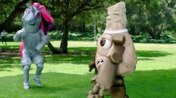 Robot Unicorn Attack 3 TV Spot, 'Little Lungs' - Thumbnail 4